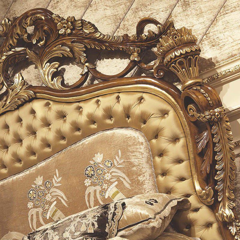 R8015 BED DETAIL NR. 2
