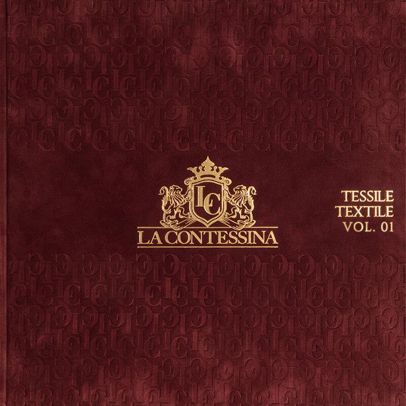 Catalogo Textile 01 - Copertina