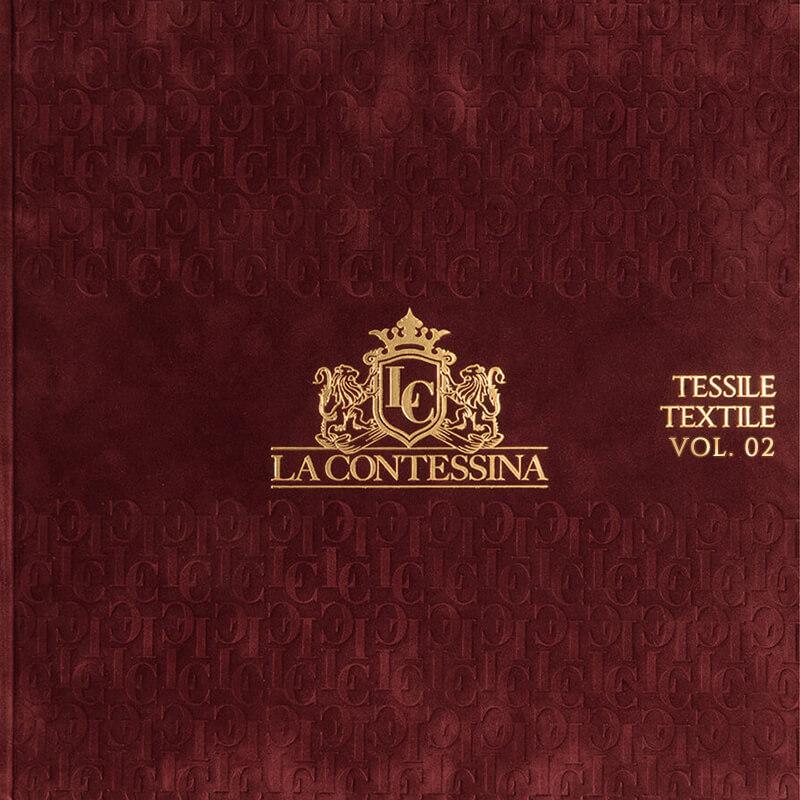 Catalogo Textile 02 - Copertina