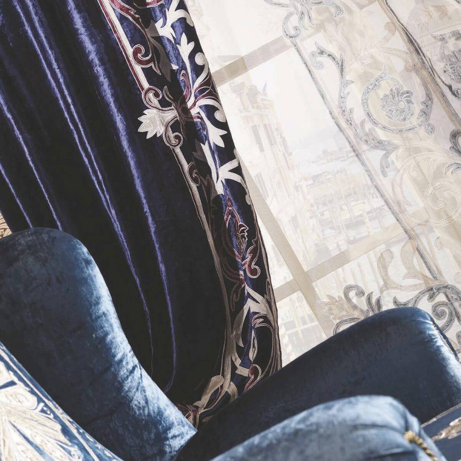 La Contessina - Catalogo Textile Dettaglio botticelli tenda