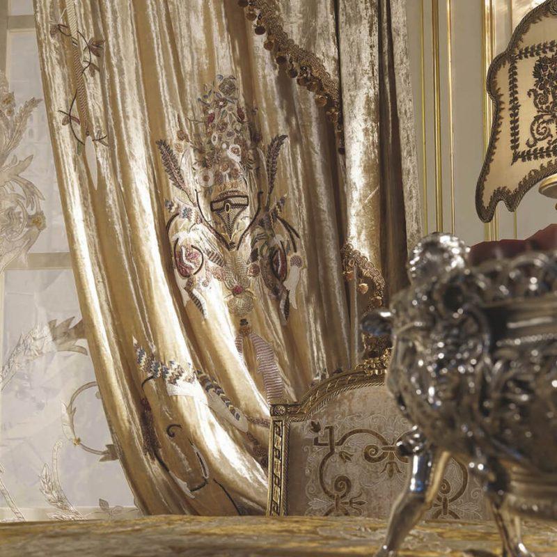 La Contessina - Tenda Imperiale - dettaglio