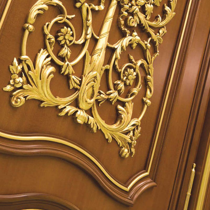 la contessina - door detail