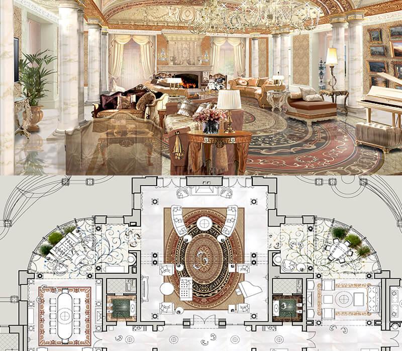 progettazione di mobili su misura - la contessina srl