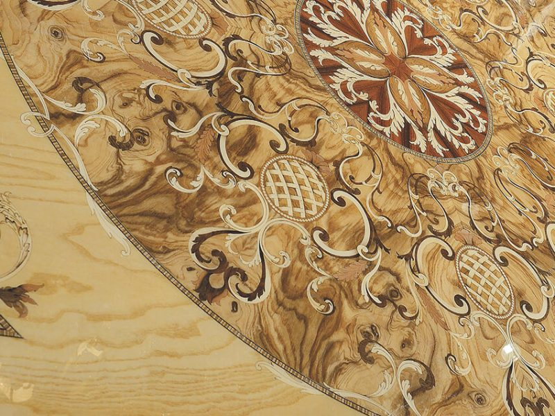 versailles DINING TABLE DETAIL NR. 3
